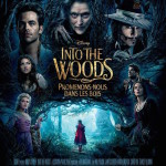 Into the Woods, i protagonisti insieme in un unico poster