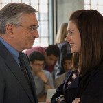 De Niro stagista ai comandi di Anne Hathaway in The Intern