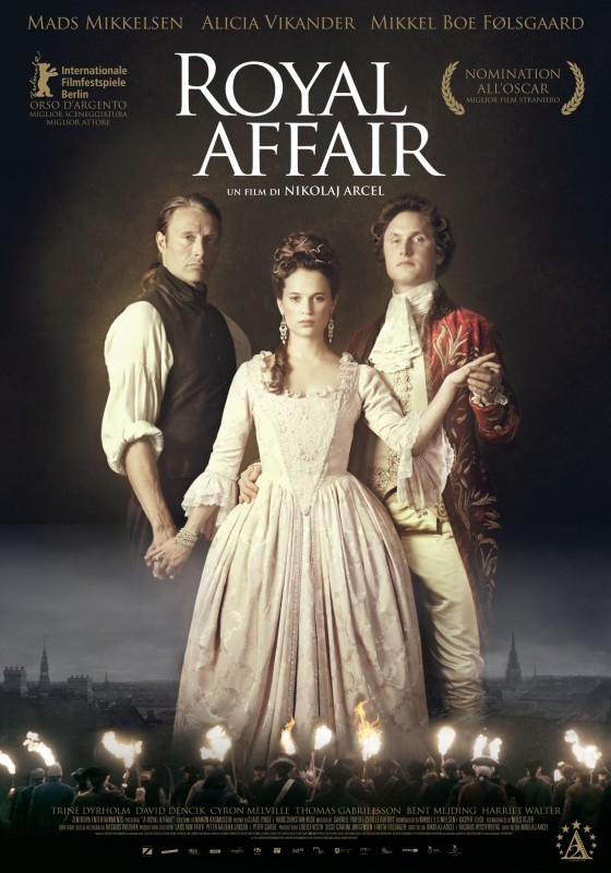 Royal Affair locandina 03