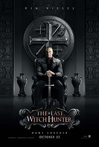 The Last Witch Hunter Cover