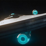 Il primo adrenalinico trailer di Star Trek Beyond