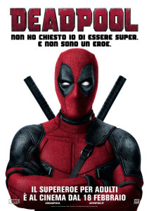 deadpool poster italiano