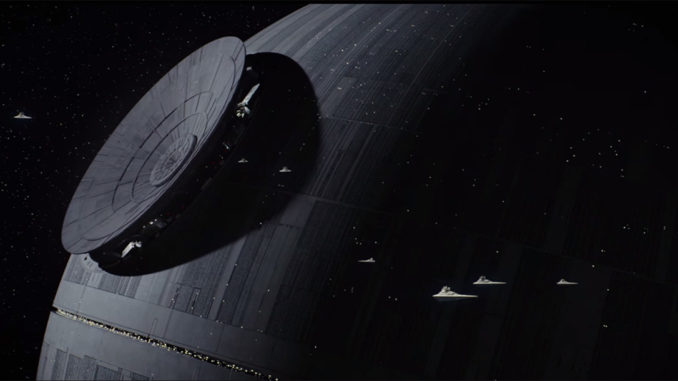 Rogue One star wars story trailer 2